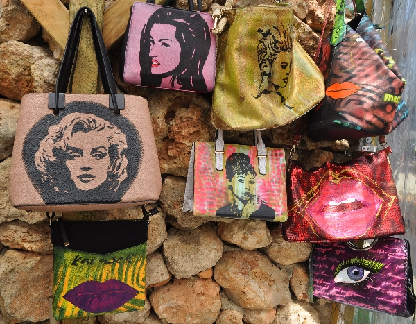 Crazy Art Bag Collection