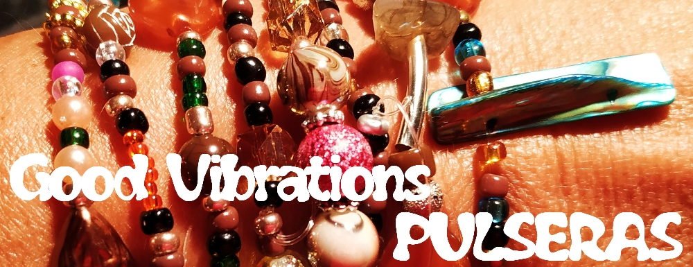 Kreativtipp 24 Good Vibrations Pulseras